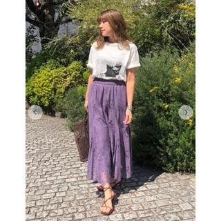 ミラオーウェン(Mila Owen)のミラオーウェン フォトプリントTシャツ(Tシャツ(半袖/袖なし))