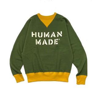 human made dry alls メンズ スウェット(スウェット)