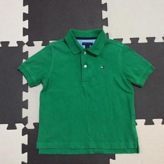 トミーヒルフィガー(TOMMY HILFIGER)のトミーヒルフィガー   ポロシャツ 3T(Tシャツ/カットソー)