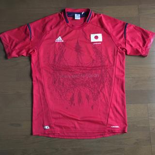 adidas - サッカー日本代表 2012ロンドンオリンピックアウェイモデル サイズXO