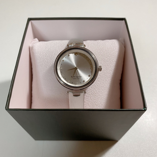 kate spade new york - kate spade ケイト・スペード 腕時計 シルバー