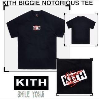 コカコーラ(コカ・コーラ)のKith x Biggie コラボ  Tee(Tシャツ/カットソー(半袖/袖なし))