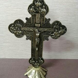 ブロンズ キリスト像(置物)