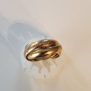 カルティエ(Cartier)のCartier カルティエ トリニティリング(リング(指輪))