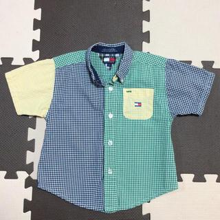 トミーヒルフィガー(TOMMY HILFIGER)のトミーヒルフィガー   半袖シャツ 3T(Tシャツ/カットソー)
