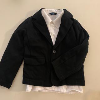 コムサイズム(COMME CA ISM)のELLE様コムサ ジャケット+シャツ セット(ジャケット/上着)