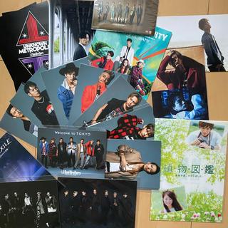 三代目 J Soul Brothers - 三代目J Soul Brothers フォトカードポストカードセット