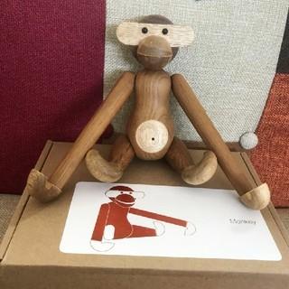 カイボイスン 木製モンキー