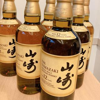 サントリー - 希少‼︎山崎12年700ml6本セット☆ウイスキー好き必見