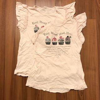 GU - キッズ シャツ 2枚セット