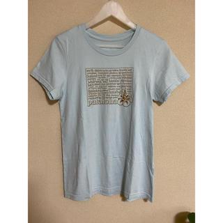 パタゴニア(patagonia)のパタゴニア patagonia pataloha Tシャツ レディース Sサイズ(Tシャツ(半袖/袖なし))