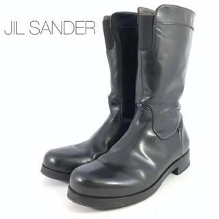 Jil Sander - ジルサンダー ロングブーツ