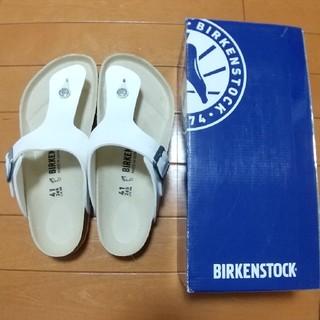 ビルケンシュトック(BIRKENSTOCK)のビルケンシュトック BIRKENSTOCK(サンダル)
