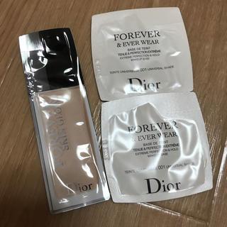 ディオール(Dior)のディオール♡サンプル(サンプル/トライアルキット)
