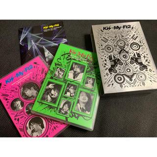 キスマイフットツー(Kis-My-Ft2)のKis-My-Ft2 DVD(男性アイドル)