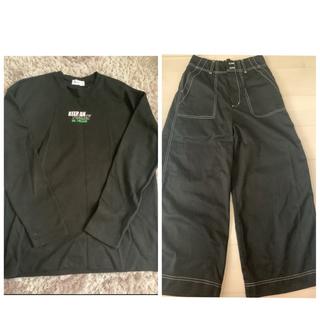 ウィゴー(WEGO)のぬこ様専用(Tシャツ(長袖/七分))