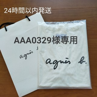 agnes b. - 【新品】アニエスベー 半袖 Tシャツ ホワイト