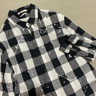 ウィゴー(WEGO)のチェックシャツ(シャツ/ブラウス(長袖/七分))