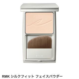 RMK - RMKシルクフィット フェイスパウダー P01 本体