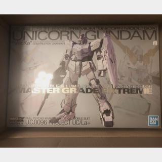 BANDAI - MGEX 1/100 ユニコーンガンダム プレミアム ユニコーンモードボックス