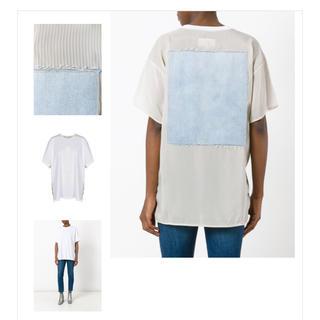 エムエムシックス(MM6)のMM6 クルーネックTシャツ(Tシャツ(半袖/袖なし))