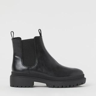 エイチアンドエム(H&M)の【新品未使用】チェルシーブーツ/size38(ブーツ)