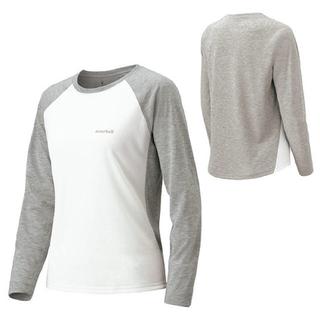 モンベル(mont bell)のmont-bell ウィックロン ロングスリーブTシャツ2点セット (Tシャツ(長袖/七分))