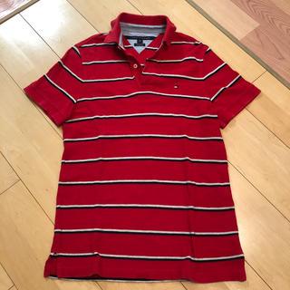 トミーヒルフィガー(TOMMY HILFIGER)のTOMMY HILFIGER メンズポロシャツXS(ポロシャツ)