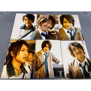 AAA - 西島隆弘 公式写真 6枚セット 美味學院