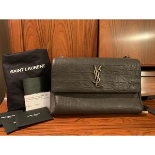 サンローラン(Saint Laurent)の正規店購入 サンローラン レザー チェーンショルダーバッグ YSL(ショルダーバッグ)