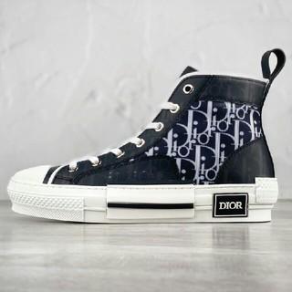 ディオール(Dior)の Dior B23 Oblique High Top Sneakers(スニーカー)