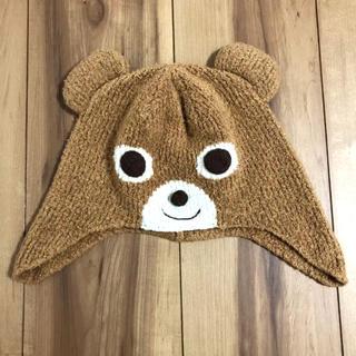 ミキハウス(mikihouse)のミキハウス 可愛らしい♪ ニット帽 帽子  フリーサイズ(帽子)