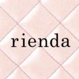 rienda - rienda rロゴT/SH-R rロゴTシャツ ミント