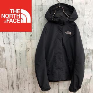 THE NORTH FACE - 人気!美品♫ ノースフェイス マウンテンパーカー ブラック レディースL