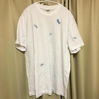 ミナペルホネン(mina perhonen)のミナペルホネン Tシャツ choucho EXTRAサイズ(Tシャツ(半袖/袖なし))