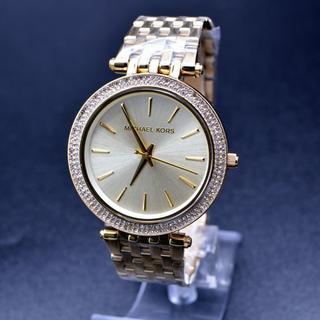マイケルコース(Michael Kors)のマイケルコース 腕時計 レディース MICHAEL KORS 時計 ゴールド 金(腕時計)