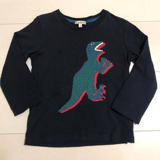 ポールスミス(Paul Smith)のシミあり ポールスミスジュニア Dino カットソー 長袖Tシャツ(Tシャツ/カットソー)