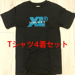 XLARGE - 【9月限定】4着セット XLARGE カットソー Tシャツ