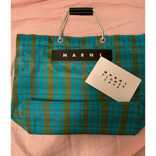 Marni - MARNI マルニ ストライプ ハンドバッグ