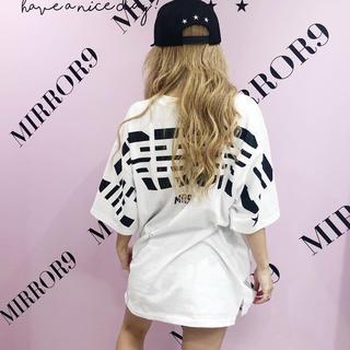 ジェイダ(GYDA)のMIRROR9×MIW Icon T-shirt ミラーナイン(Tシャツ(半袖/袖なし))