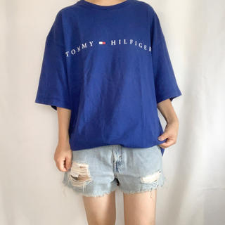 トミーヒルフィガー(TOMMY HILFIGER)のTOMMY HILFIGER 90s ビッグTEE(Tシャツ/カットソー(半袖/袖なし))