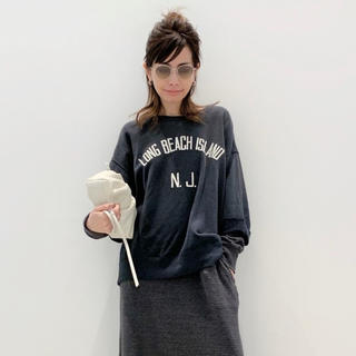 L'Appartement DEUXIEME CLASSE - cococham様専用★STAMMBAUM LOGO H/S Sweat