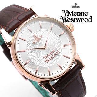 ヴィヴィアンウエストウッド(Vivienne Westwood)のヴィヴィアン ウエストウッド 腕時計 メンズ フィンズバリー ビビアン(腕時計(アナログ))