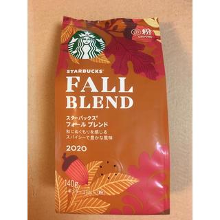 Starbucks Coffee - スターバックス コーヒー フォールブレンド 粉 140g