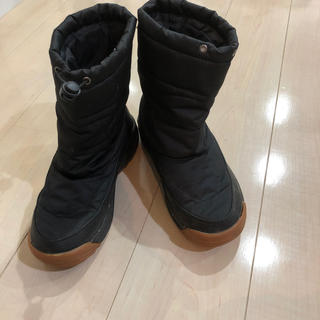 エアウォーク(AIRWALK)のAIRWALK  スノーブーツ 26cm  黒(ブーツ)