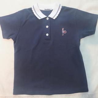 familiar - ファミリア ポロシャツ