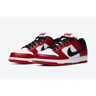 NIKE - Nike sb dunk low pro Chicago  27.5 シカゴ