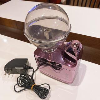 コイズミ(KOIZUMI)の卓上  加湿器  TINY  ライトアップ機能付き(加湿器/除湿機)