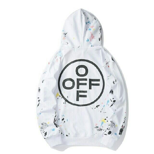 OFF-WHITE(オフホワイト)のS70 off-white パーカー メンズのトップス(パーカー)の商品写真