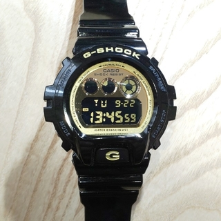 G-SHOCK - CASIO  G-SHOCK  DW-6900CB 美品